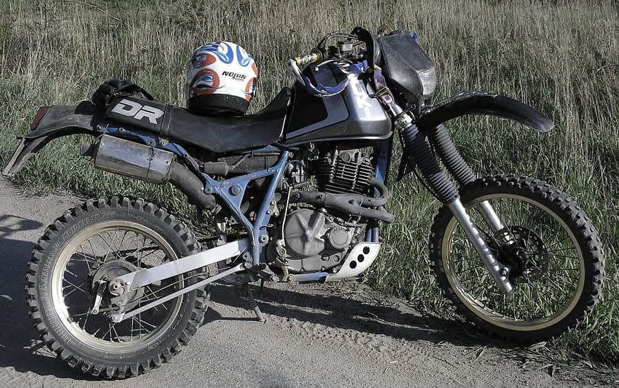 DR 600 '89